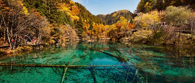 Jiuzhaigou-photo
